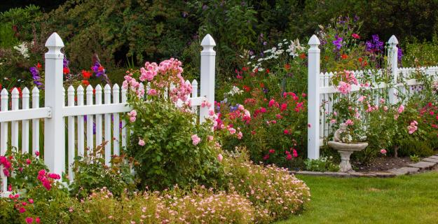 Bed, Breakfast, and Beautiful Gardens