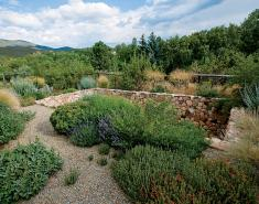 Water Wisdom: An Eco-Friendly Santa Fe Garden