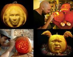 Art + Botany: Designer Pumpkins