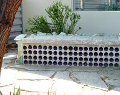 Recycled Swank: Building with Bottles