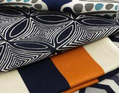 Style Showcase: Outdoor Fabric, Indoor Style