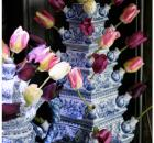 Tulip vase-Chatsworth
