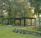Glass House Philip Johnson exterior