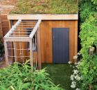 playhouse green roof