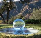 Aqualens acrylic sphere