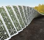 Moss Filler Honeycomb Panels