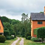 Arne Maynard's home in Wales